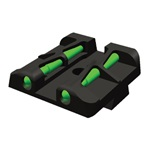 Hi-Viz Springfield XD LITEWAVE Rear Sight