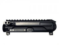 Spartan 9MM/45ACP Non-Reciprocating Side Charge Billet Upper Receiver w/ LRBHO