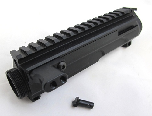 Spartan Side Charge Non Reciprocating Billet Upper