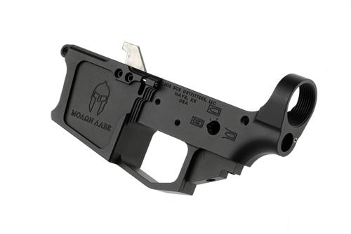 Spartan-45ACP Glock Magazine Compatible Billet Lower Receiver