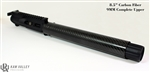 "Kaw Valley Precision AR-15 8.5"" 9MM Complete Upper w/Carbon Fiber Handguard"