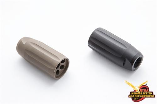 Kaw Valley Precision  223/5 56 Linear Comp 1/2x28 Black