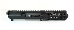 "Kaw Valley Precision AR-15 4.5"" 9MM Complete Upper - M-Lok"