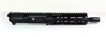 "Kaw Valley Precision AR-15 8"" 9MM Complete Upper - M-Lok"