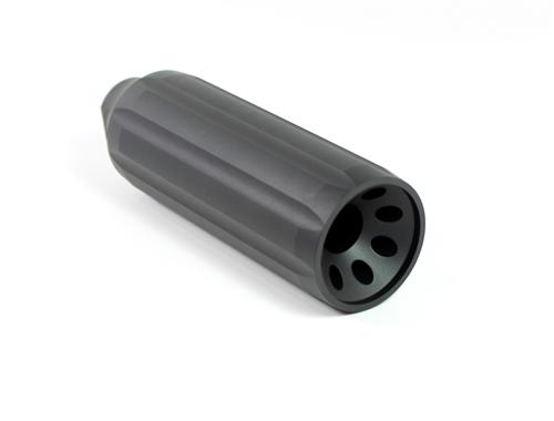Kaw Valley Precision XL Pistol Caliber Linear Comp - Black