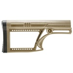 LUTH-AR - AR-15 SKULLATON Modular Buttstock Assembly - FLAT DARK EARTH