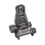 MAGPUL AR-15 MBUS Pro- Black Rear Back Up Sight