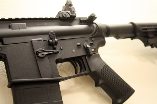 New Frontier Armory LW-15 GENII Complete AR15 Polymer Lower Receiver-Black
