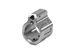 Odin Works AR-15 TUNABLE Low Profile Stainless Steel Gas Block