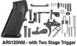 Single Kit Stage River Rock Trigger Parts Lower
