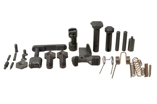 Strike Industries AR-15 Enhanced Lower Parts Kit Less Trigger Parts and Grip