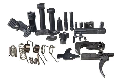 Strike Industries AR-15 Enhanced Lower Parts Kit Less Grip