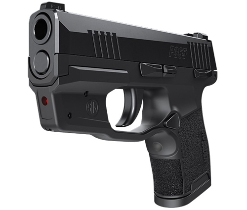 Sig Sauer Lima 365 Red Laser Sight For P365 Pistols