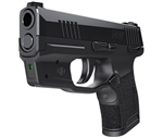 Sig Sauer Lima 365 Green Laser Sight for P365 Pistols