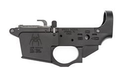 Spike's Tactical AR-15 9MM Glock Style Lower Forged Spider Stripped w/ LRBHO