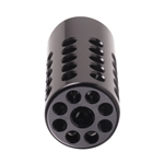 Tactical Solutions X-Ring Compensator 1/2 x 28 .920 OD - Matte Black
