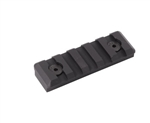 Timber Creek Outdoors M-LOK 5 Slot Rail section