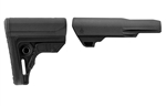 UTG PRO AR-15 Ops Ready S4 Mil-Spec 6-position Stock - Black