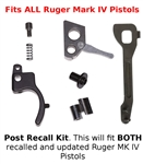 Volquartsen Accurizing Kit for Ruger MK IV - Black