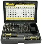 Wheeler Engineering 89 Piece Professional Gunsmithing Screwdriver Set
